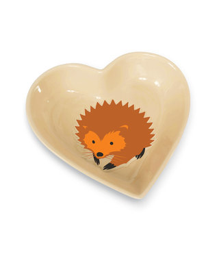 I Love Hedgehogs™ Dish