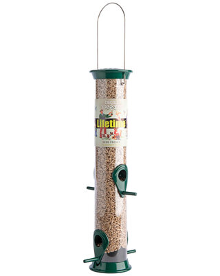 Lifetime Seed Feeder