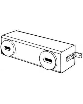 Swift Box No. 17C Double Cavity